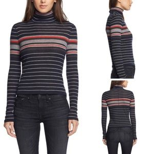 RAG & BONE  Fine wool Rib Turtleneck Sweater